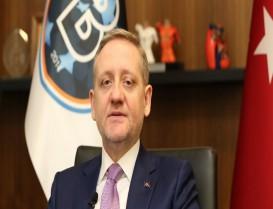 Medipol Başakşehir Başkanı Göksel Gümüşdağ: Devletimizle üstesinden geleceğiz!