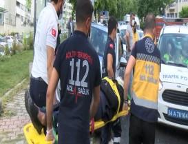 Başakşehir'de beton pompa aracı 5 araca çarptı: Çok sayıda yaralı