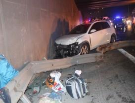 TEM'de makas terörü: 3'ü çocuk 4 ölü, 10 yaralı (Kaçan trafik magandası aranıyor)