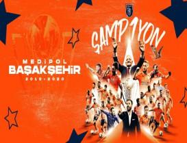 Şampiyon Medipol Başakşehir