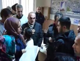 Kayaşehir'de Zam Site Sakinlerini İsyan Ettirdi