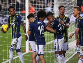 Takımımız, ligin 19. haftasında deplasmanda Fenerbahçe'ye 2-0 yenildi.