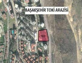 Başakşehir'deki TOKİ arazinde özel hastane için imar değişikliği yapıldı