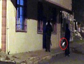 Evlere para dağıtan 'Hızır' bu kez Başakşehir'de
