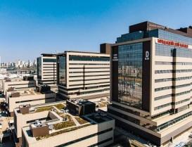 Başakşehir Çam ve Sakura Şehir hastanesi 1,5 yılda 3 milyondan fazla kişiye hizmet verdi