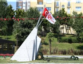 Başakşehir 15 Temmuz Şehitler Anıtı açıldı