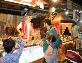 Başakşehir'de Ramazan etkinlik bir başka