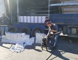 Sigara Kaçakçılarına Operasyon