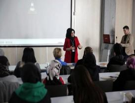 Başakşehirli kadınlara 'Mikro Kredi' eğitimi