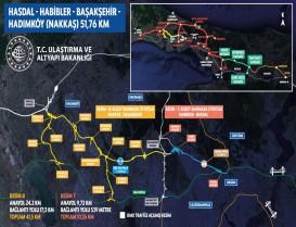 Bakan Karaismailoğlu duyurdu! Hasdal-Başakşehir kesiminde geri sayım başladı