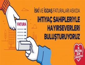 "ASKIDA FATURA ""7 SAATTE 16 BİN 100 FATURA ÖDENDİ"" SİZDE KATILABİLİRSİNİZ!"