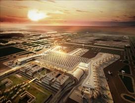 İGA (İstanbul Yeni Havalimanı) bünyesinde 25 yıl boyunca çalıştırılmak üzere 3500 özel güvenlik personeli istihdam edilecektir.