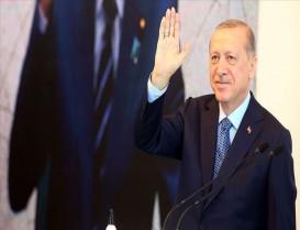 Cumhurbaşkanı Erdoğan'dan 'Başakşehir Çam ve Sakura Şehir Hastanesi' paylaşımı