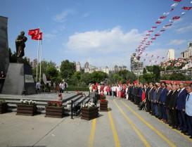Başakşehir'de 19 Mayıs Atatürk'ü Anma, Gençlik ve Spor Bayramı coşkusu