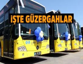 İstanbul'a 49 yeni hat