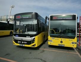 Başakşehir'de yeni otobüs hatları, ulaşım rahatlıyor