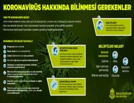 Başakşehir Belediyemizden Korona Virüsü Konusunda Önemli Duyurular