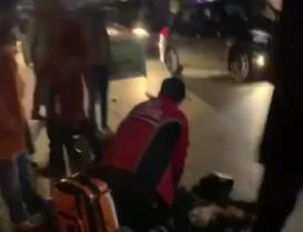 Başakşehir'de kamyonetin çarptığı anne ve bebeği öldü