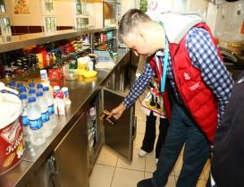 Başakşehir'deki okul kantinlerine hijyen kontrolü