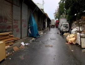 Rami Kuru Gıda Hali'nde Başakşehir'e Taşınma Heyacanı