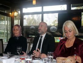 CHP Başakşehir İlçe Başkanı Mustafa Erdemir Yerel Basınla Bir Araya Geldi!
