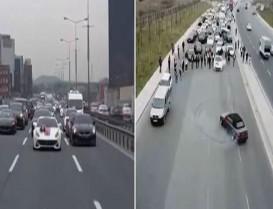 Yine ortaya çıktılar! İstanbul'da şoke eden görüntüler