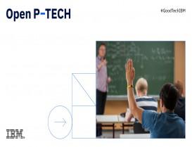 IBM'in ücretsiz dijital eğitim platformu Open P-TECH artık Türkçe