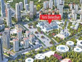İstanbul'un yeni merkezi Başakşehir