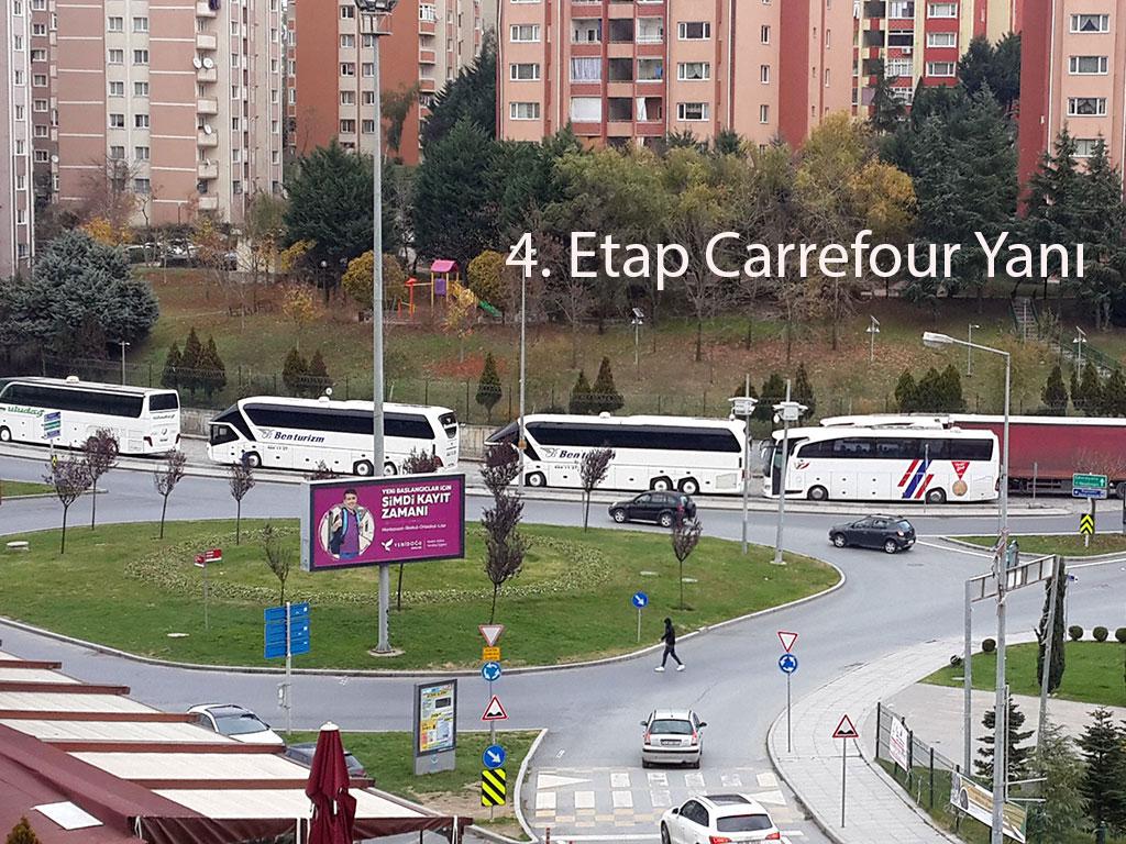 Başakşehir Otobüslere Ücretsiz Otopak Oldu