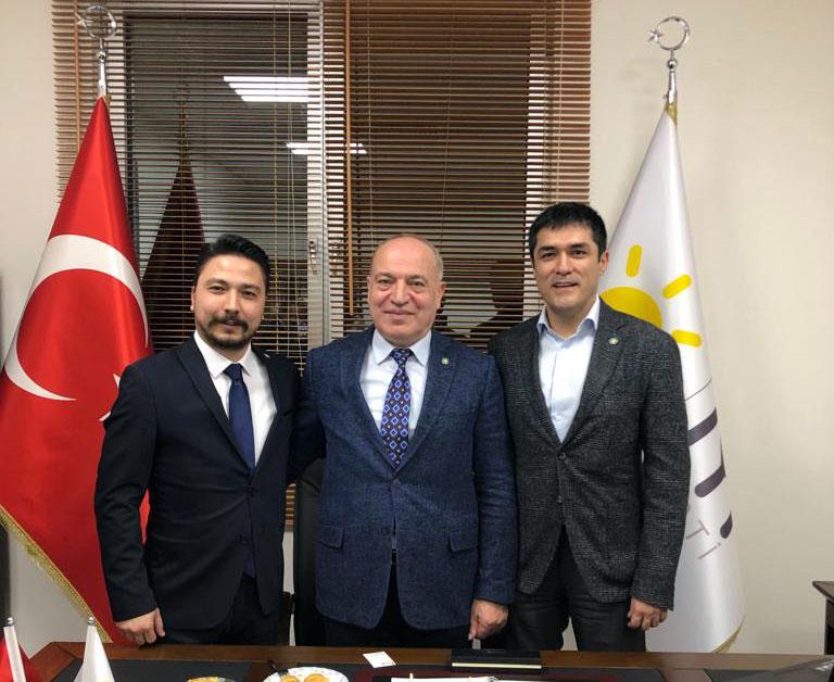 İYİ PARTİ Başakşehir'de YENİ BAŞKAN Dönemi!