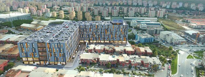 Başakşehir'in Plazaya Değil Çam Ağaçlarına İhtiyacı Var