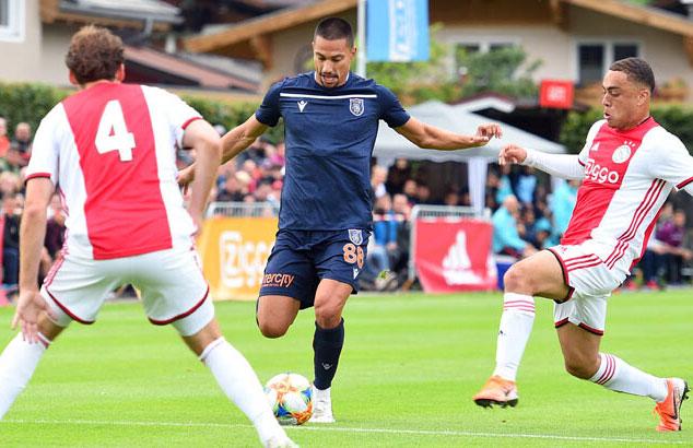 Medipol Başakşehir, 2-1 mağlup oldu.