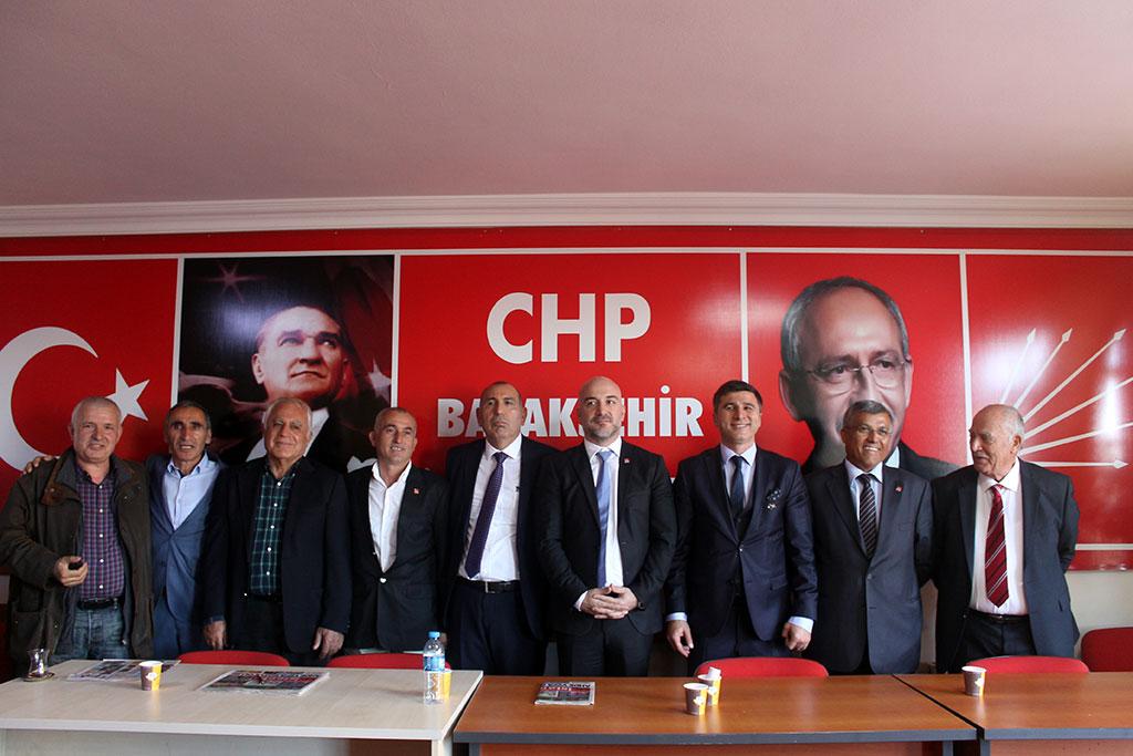 CHP Başakşehirde İddialı Başkan Adayı