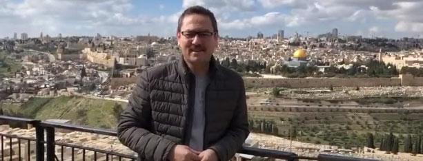 İsrail işgal polisi Başakşehir belediye başkanını 5 saat boyunca alıkoydu