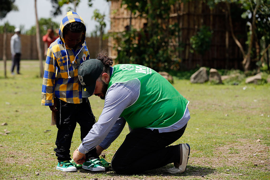 Bu Ramazan 'Paylaşmanın Tam Vakti'
