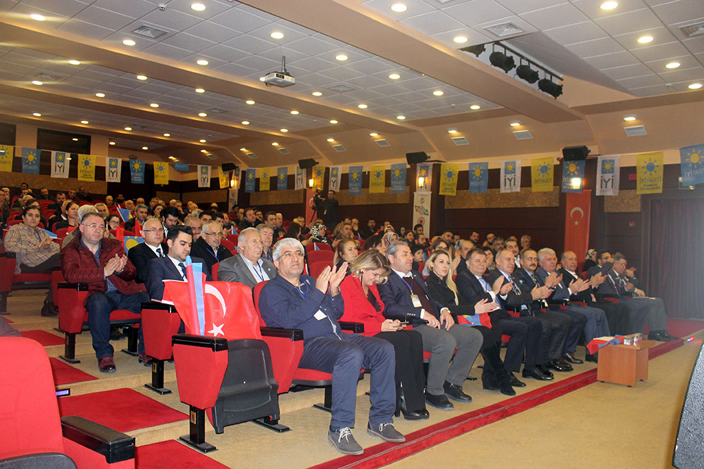 İYİ Parti Başakşehir'e İYİ Gelecek
