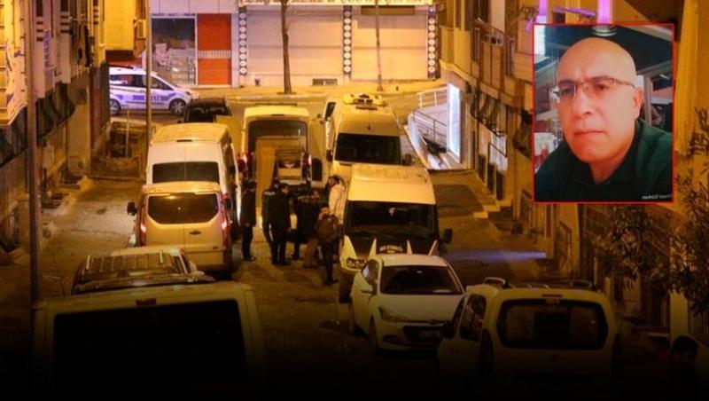 Başakşehir'de katliam! 4 kişiyi öldürdü