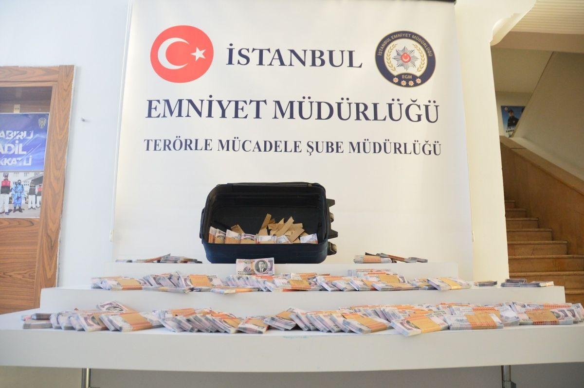 Başakşehir'de TİKKO operasyonu: 5 şüpheli yakalandı