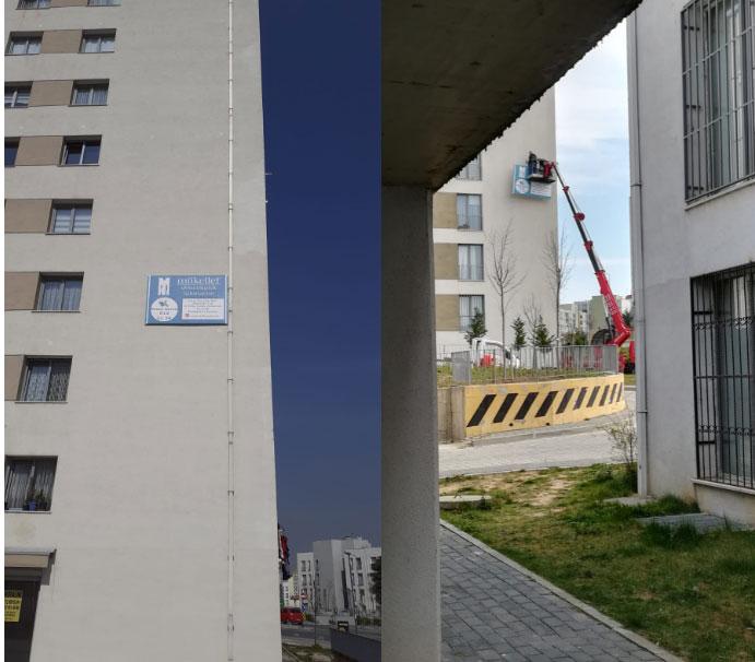 Özel Reklam; TOKİ Kayaşehir 24. Bölge Emlak Konutları K-2 Blok Bilbordlarında Sizede Yer Verelim.
