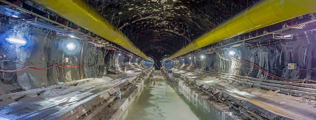 Başakşehir Metrosu İstanbul Yeni Havalimanı Metro Hattına Entegre Ediliyor