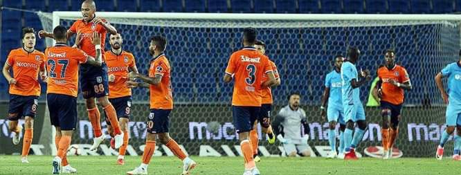 Lige Trabzonspor'u devirerek Galibiyetle Başladık