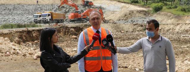 Karayolları Bölge Müdürü Çolak, İBB'nin Kanal İstanbul çalışmalarını durdurduğu iddialarını yalanladı: Çalışmalarımız devam ediyor