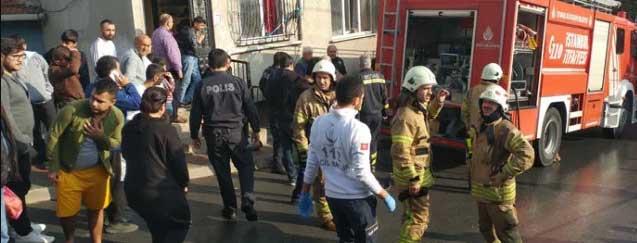 Güvercintepe'de Elektrikli Sobadan Yangın Çıktı! 2 Ölü
