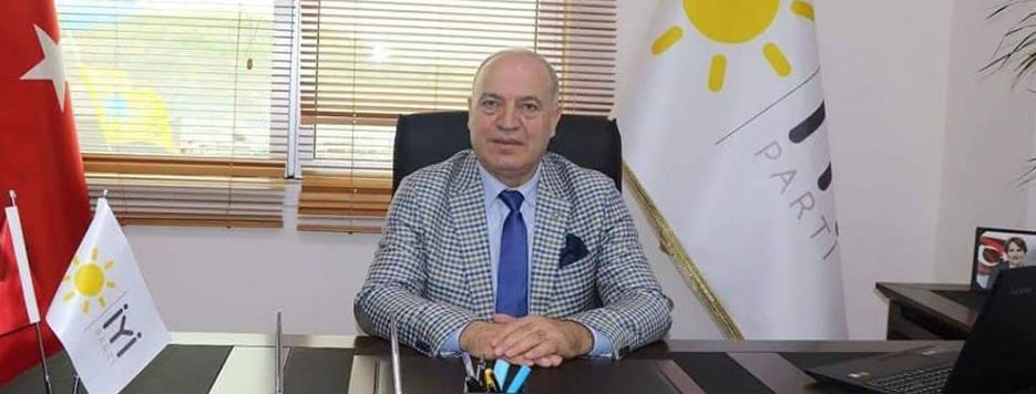 TAZİYE; İYİ Parti Başakşehir İlçe Başkanı Sayın Halil KALKAN'ın ablası hakkın rahmetine kavuşmuştur.