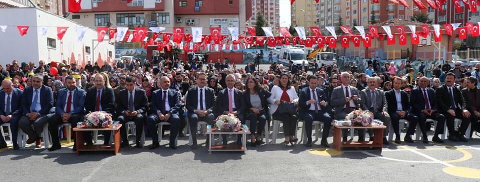 23 Nisan Ulusal Egemenlik ve Çocuk Bayramı Başakşehir'de Coşkuyla Kutlandı