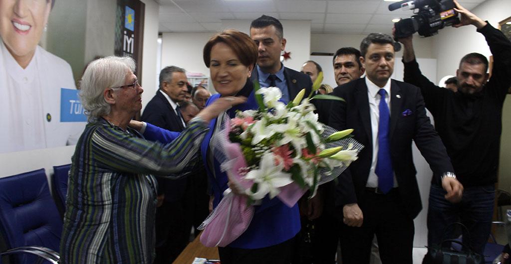 İYİ PARTİ Başakşehir ilçe Başkanlığı Ofisinin  Açılışı Yapıldı