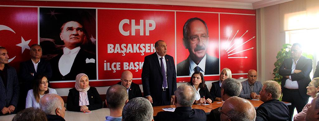 CHP Başakşehir Belediye Başkan Adayı Belli Oldu