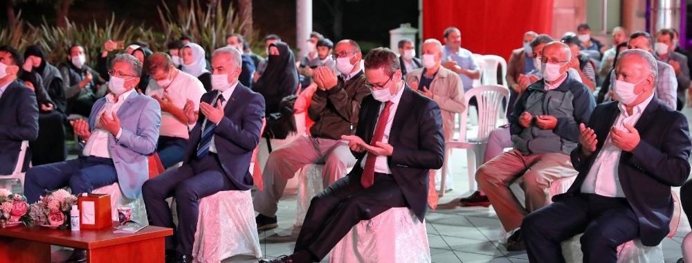 Başakşehir'de 15 Temmuz nöbeti