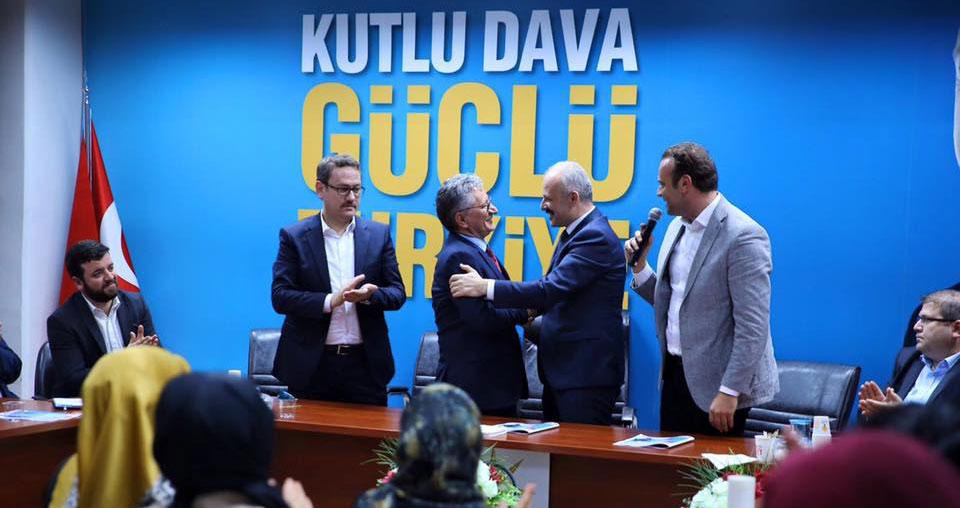 Ak Parti Başakşehir Yeni İlçe Başkanı Belli Oldu