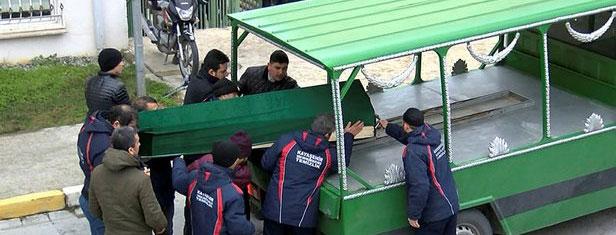 Başakşehir'de korkunç ölüm! 6. kattan düşen kapıcı hayatını kaybetti
